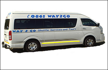 Shuttle and Transfer Services